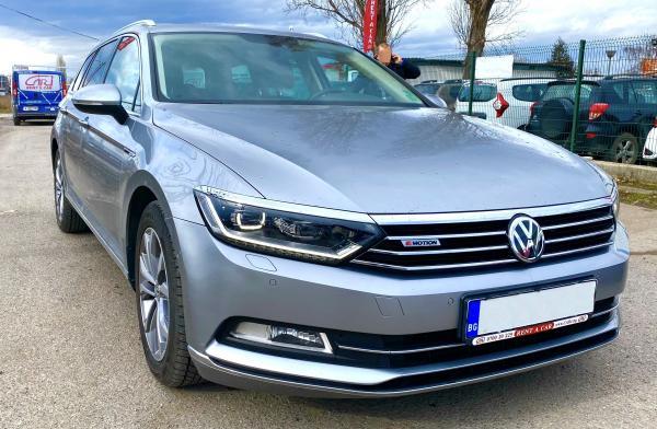 Volkswagen Passat AUT Variant Highline