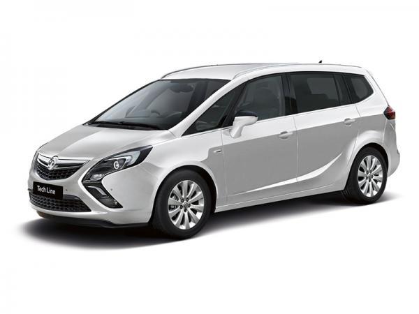 Opel Zafira Tourer Cosmo 6+1
